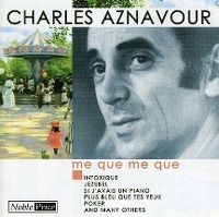 Cover Charles Aznavour - Me que me que [2007]